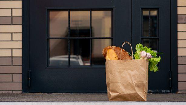 Webinar:  Food at Your Doorstep