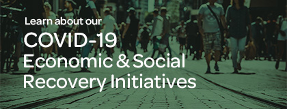 COVID-19 Economic and Social Recovery Initiatives by the USWGA